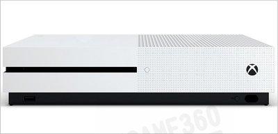 微軟 Microsoft XBOXONE S 500g 主機 + 一支控制器 黑色 4K 全新原廠整新品【台中恐龍電玩】
