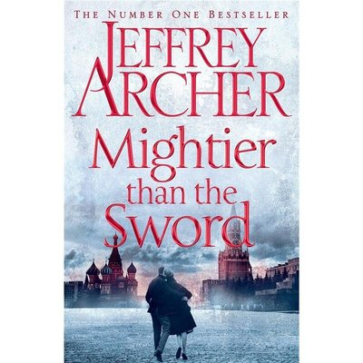 Mightier Than the Sword (The Clifton Chronicles) 精裝@yi88378