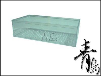 Q。。。青島水族。。。水族先生可用/生化過濾滴流盒(便當盒)==滴流盒30*17*7cm*1個