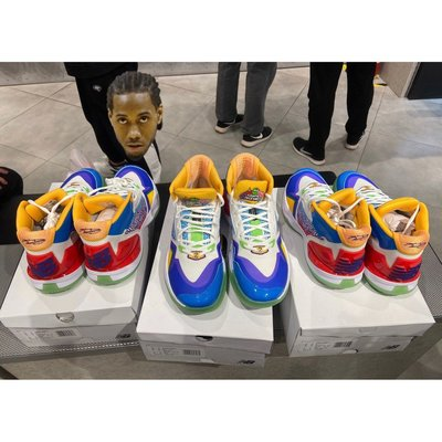 "全新正品 New Balance x Jolly Rancher ""The Kawhi"" 彩色 籃球鞋 BBKLSMT1"