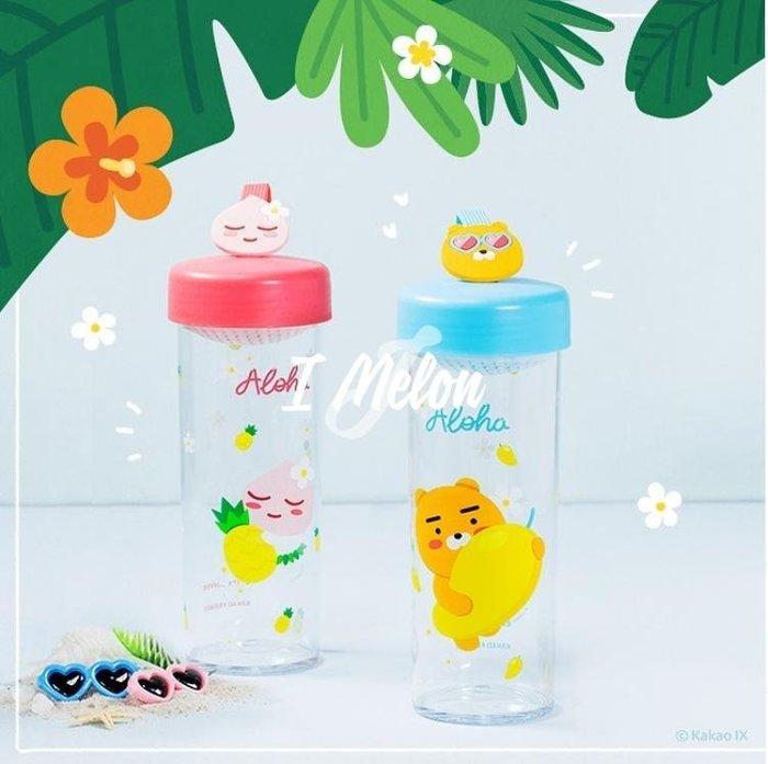 ::: i-MelOn :::100%韓國空運 正韓【現貨】EDIYA x Kakao friend聯名隨身瓶杯水壺
