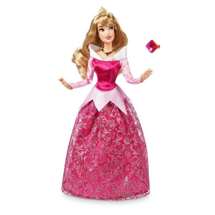 【100%美國迪士尼正品】Disney Princess Sleeping Beauty 睡美人 奧蘿拉公主 芭比娃娃
