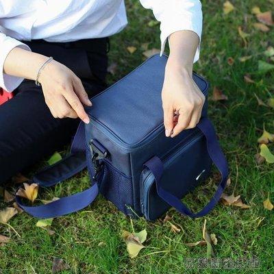 牛津布飯盒袋保溫包戶外野餐包...