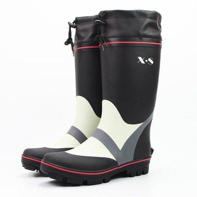 「免運」冬季保暖釘底釣魚鞋防水鞋雨防滑舒適磯釣鞋登礁鞋釣魚新裝備 『菲菲時尚館』