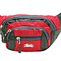 【IMAGEDUCK】M6702-(特價拍品)ARSPORT休閒腰包(紅)AR162