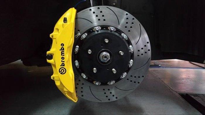《超速動力》Brembo ZL-1 六活塞煞車卡鉗套件組~搭配D1 SPEC 355~380外浮動碟,全車系適用