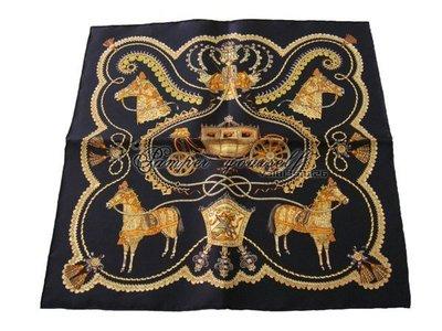 法國真品 HERMES 愛馬仕 絲巾 方巾 圍巾 頭巾 2000年 Paperloes 藝術家
