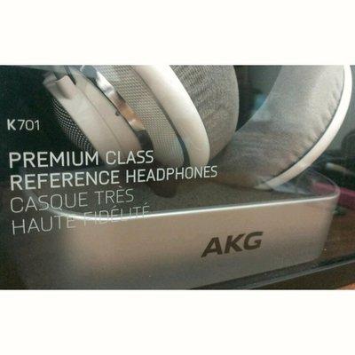 驚喜價AKG K701 (免運)