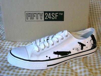 限量款FIFTY24SF 帆布鞋DUG...
