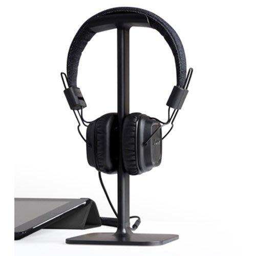 [買一送一] 簡易版鋁合金耳機支架 金屬耳機展示架 頭戴耳機掛架