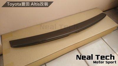 全新含烤漆 Altis 10代 10.5代 Carmax尾翼 3D小鴨尾 小壓尾 08 09 10 11 12 13年