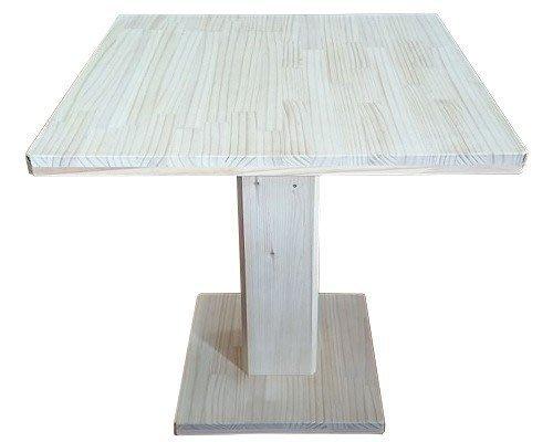 【森林原木手工家具】原木方形餐桌