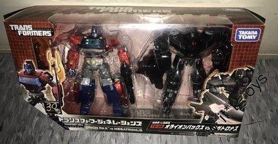 全新 變形金剛 Transformers Powerglide 及 TG 25 柯柏文 VS 麥加登