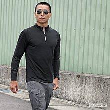 《衣匠》高彈性薄款速乾 反光拉鍊 修身版型 男運動長袖上衣 運動服﹝TS28D﹞