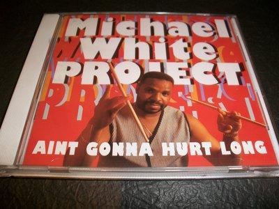 CD--AINT GONNA HURT LONG/MICHAEL WHITE PROJECT 2/含側標