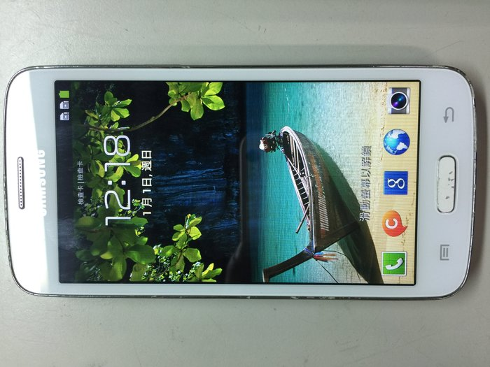 亞太機Samsung Galaxy Win pro SM-G3819 白色