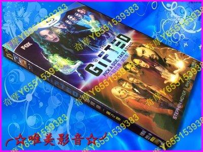現貨《變種天賦/X戰警:天賜//天賦異稟/The Gifted 第1-2季》(全新盒裝D9版6DVD)