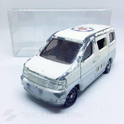 Takara Tomy Tomica No. 89 Nissan Elgrand Made in China