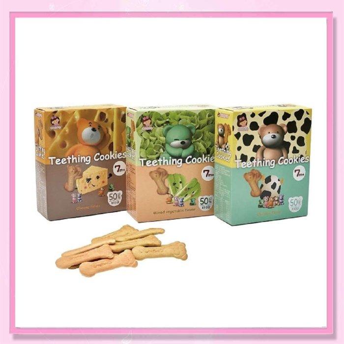 <益嬰房>CHOKO 俏菓磨牙餅/磨牙棒 (牛奶/蔬菜/起司)7M+ 單支包裝