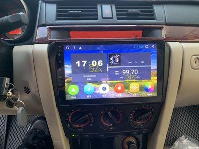 馬自達3 MAZDA3 M3 舊馬三 Android 安卓版 電容多點觸控螢幕主機導航/USB/方控/TS9
