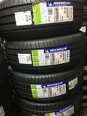 MICHELIN 米其林 PRIMACY 4 ST 215/ 55/ 16 完工價 辰易汽車 台中市