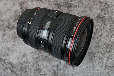 Canon 17-40mm f4 水貨盒單全