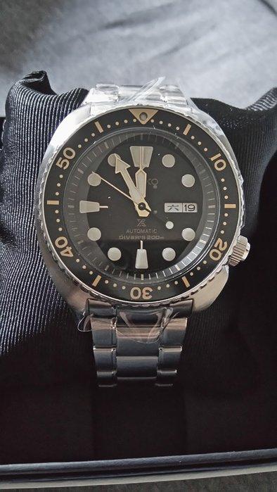 全新總代理公司貨精工SEIKO PROSPEX SRP775J1復刻版潛水錶(SBBN015,sbbn031