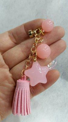 糖果鑰匙圈//乾花鑰匙圈40元有現貨