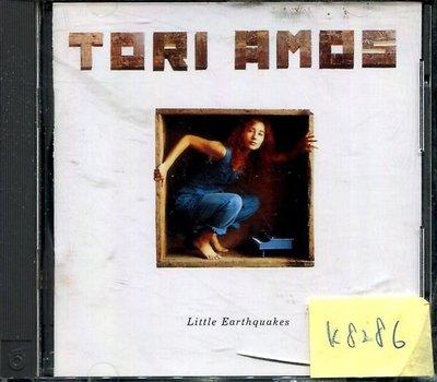 *真音樂* TORI AMOS / LITTLE EARTHQUAKES 二手 K8286 (無IFPI)(下標賣5)