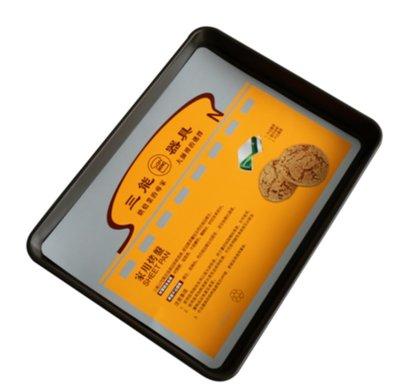 【嚴選SHOP】【SN1201】台灣製 三能鋁合金烤盤(不沾) (陽極) 深烤盤SN1202 SN1205 SN1206