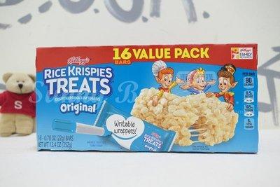 【Sunny Buy】◎預購◎ Kellogg's Rice Krispies Treats 美式沙琪瑪 16入