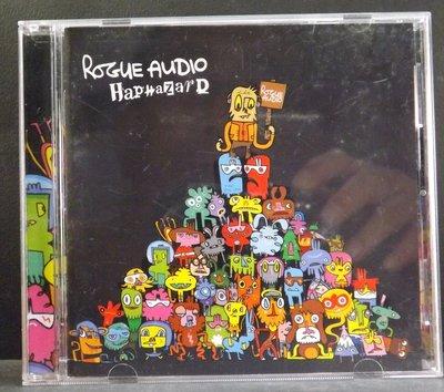 CD ROGUE AUDIO-HAPHAZARD~10DF24C05~