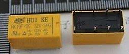 [已含稅]HK19F-DC 12V-SHG 匯科 繼電器 (2個一拍)