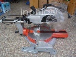 INPHIC-商用 營業 12吋拉桿式切割機 鋸鋁機 斜切鋸 帶雷射 送鋸片