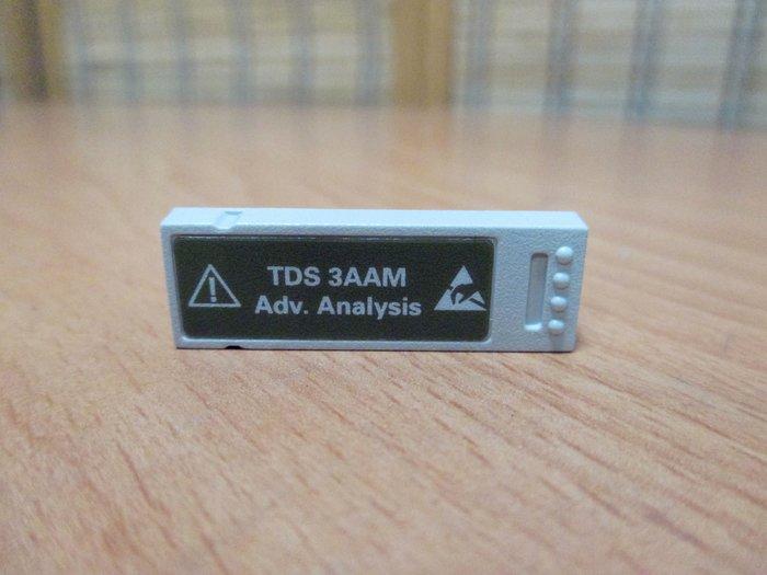 康榮科技二手測試儀器領導廠商Tektronix TDS3AAM Advanced Analysis Module