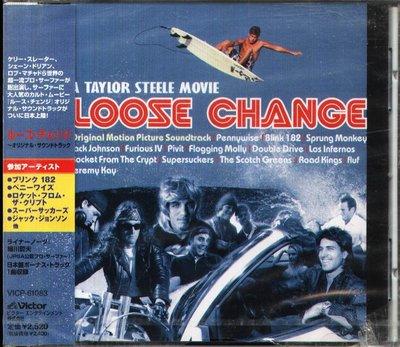 K - LOOSE CHANGE Original Soundtrack - 日版 OST - NEW