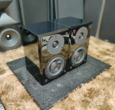 YAMAHA NX E300 鋼琴烤漆高級書架喇叭 聲音甜美 優雅耐聽