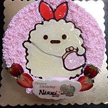 Co Cake -  平面畫公仔 蛋糕 角落的生物 炸蝦尾 蛋糕 生日蛋糕 歡迎來圖訂做