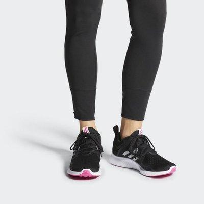 》P.S 》ADIDAS EDGEBOUNCE SHOES 黑粉 乳癌 透氣 運動 慢跑鞋 女鞋 BB7563