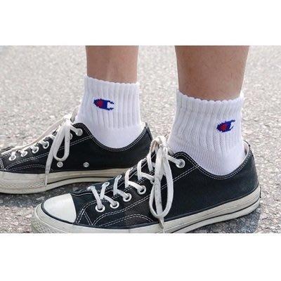 男襪冠軍襪中筒加厚吸汗全棉毛圈毛巾底長筒運動籃球專業精英襪