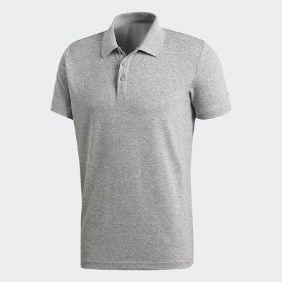 【ADIDAS】~ADIDAS 愛迪達 ESS BASE POLO  男款短袖 POLO衫 S98750 灰 新北市