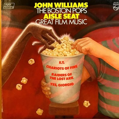 [發燒古典黑膠] John Williams / The Boston Pops - Aisle Seat 發燒電影院