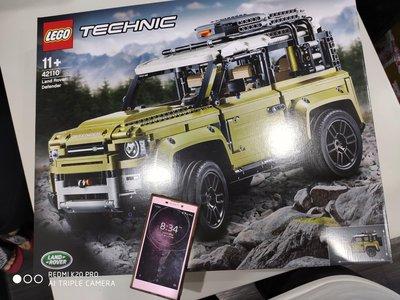 [現貨 公司貨] 42110 LEGO Tech-Land Rover Defender 樂高