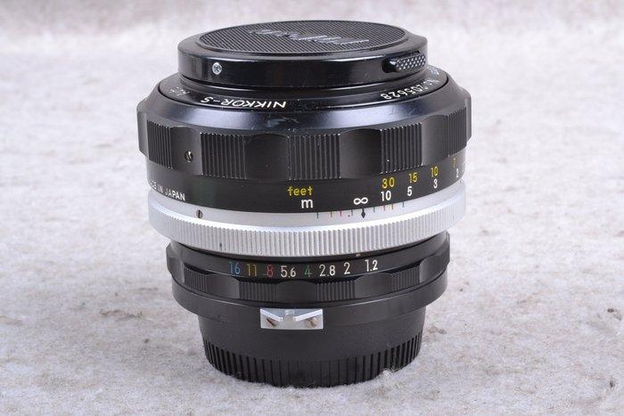 【台中品光數位】Nikon Non-Ai 55mm F1.2  定焦 大光圈 人像 手動鏡 FH#57722J