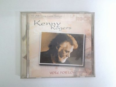Kenny Rogers-Vote for love(DISC2)二手CD