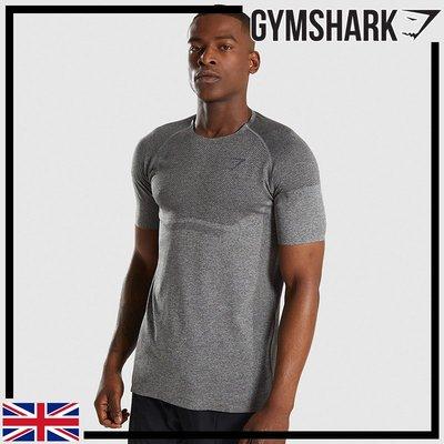 ►瘋狂金剛◄ 炭 GYMSHARK SHADOW X SEAMLESS T-SHIRT 無縫針織 短袖T恤