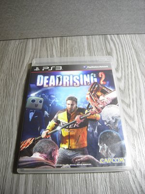 二手 PS3  死亡復甦2 Dead Rising 2 喪屍及生存恐怖遊   PlayStation 3 PS3 遊戲片