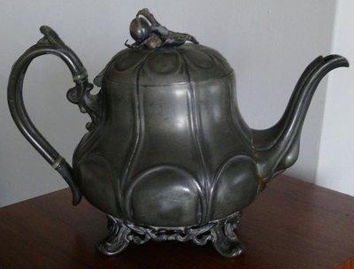 159 高級英國 維多利亞傳統壺 victorian fun shaped teapot
