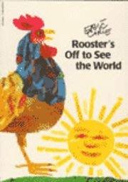 *小貝比的家*ROOSTER'S OFF TO SEE THE WORLD/平裝+CD/3~6歲/ 認知概念