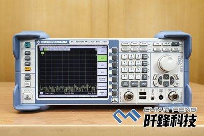 【阡鋒科技 專業二手儀器】R&S ZVL 9kHz-6GHz 向量網路分析儀